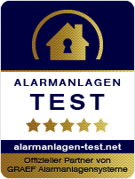 alarmanlagen-test.net - offizieller Partner von GRÄF Alarmanlagen